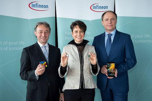 Infineon Austria management team