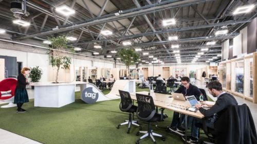 Talent Garden Co-Working Space