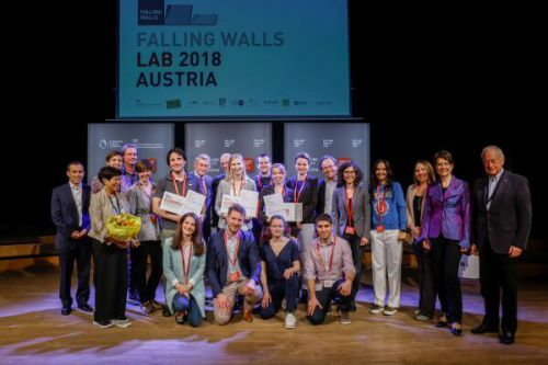 participants at Falling Walls
