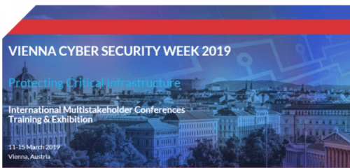 Screenshot Vienna Cyber Security Week-Website