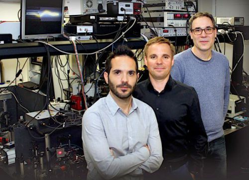 The exciton team at the Vienna University of Technology