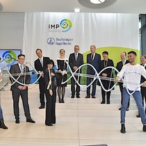 opening ceremony at IMP