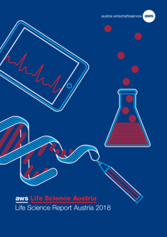 cover Life Science Report Austria